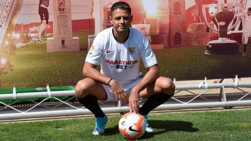 Chicharito confesó cómo fue su fichaje con el Sevilla