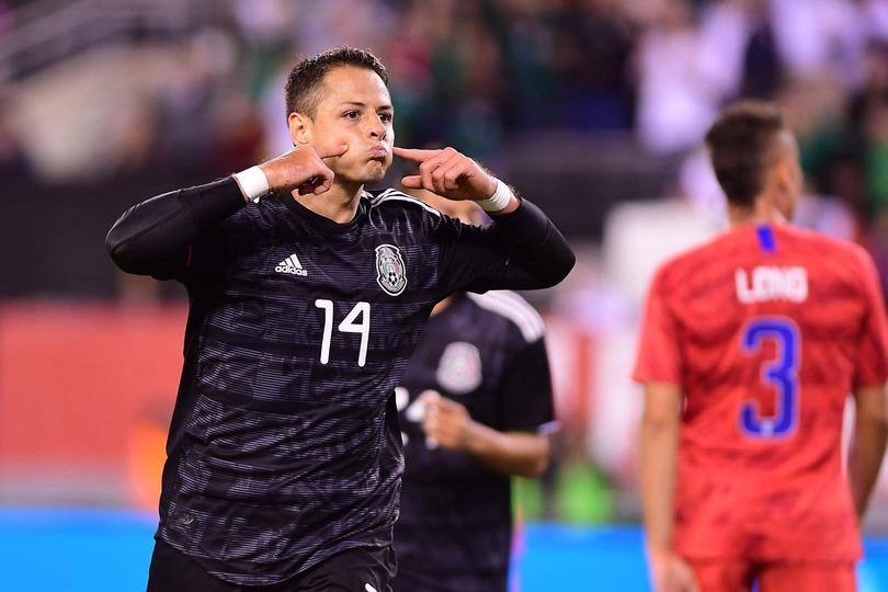 México derrotó a Estados Unidos