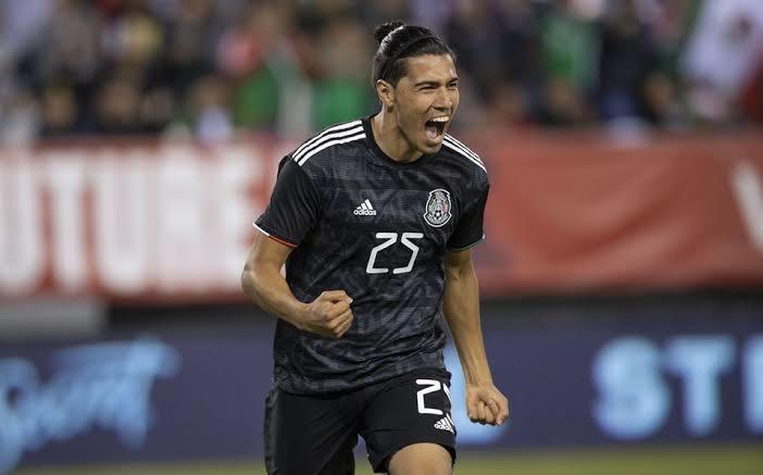Erick Gutiérrez es baja del Tri