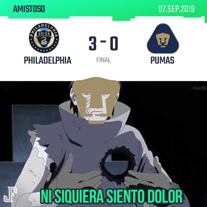 Pumas no puede ganar ni en los amistosos contra los equipos de la MLS