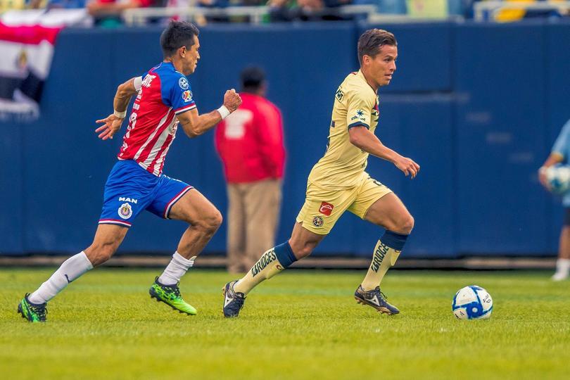 América y Chivas empataron en amistoso