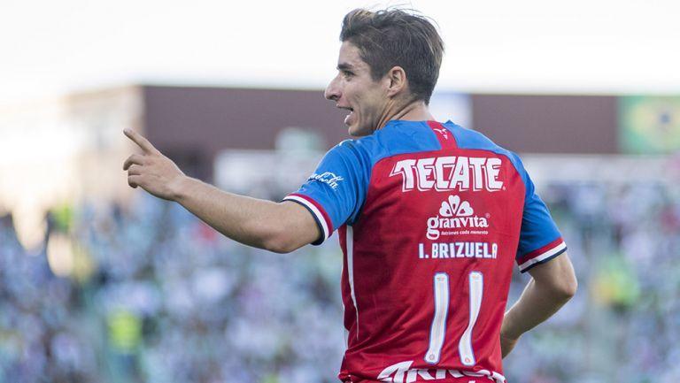 Isaac Brizuela confesó que pudo ir a Europa hace unos años