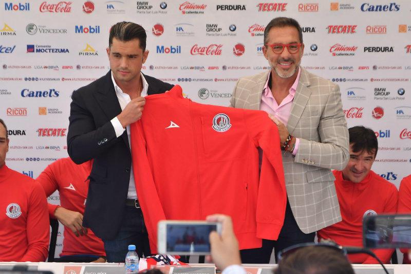 Gustavo Matosas regresa a México para dirigir al San Luis