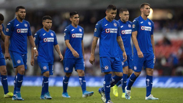 La MLS se preocupa por el mal momento de Cruz Azul