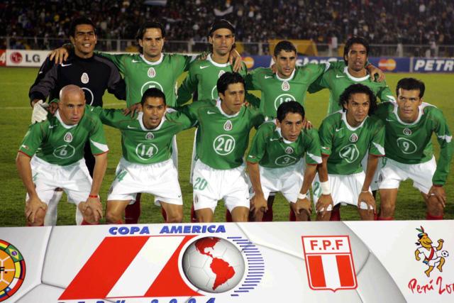 México en la Copa América 2004
