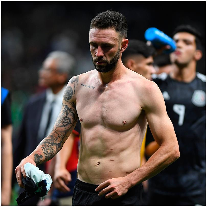 Argentina es superior para Miguel Layún