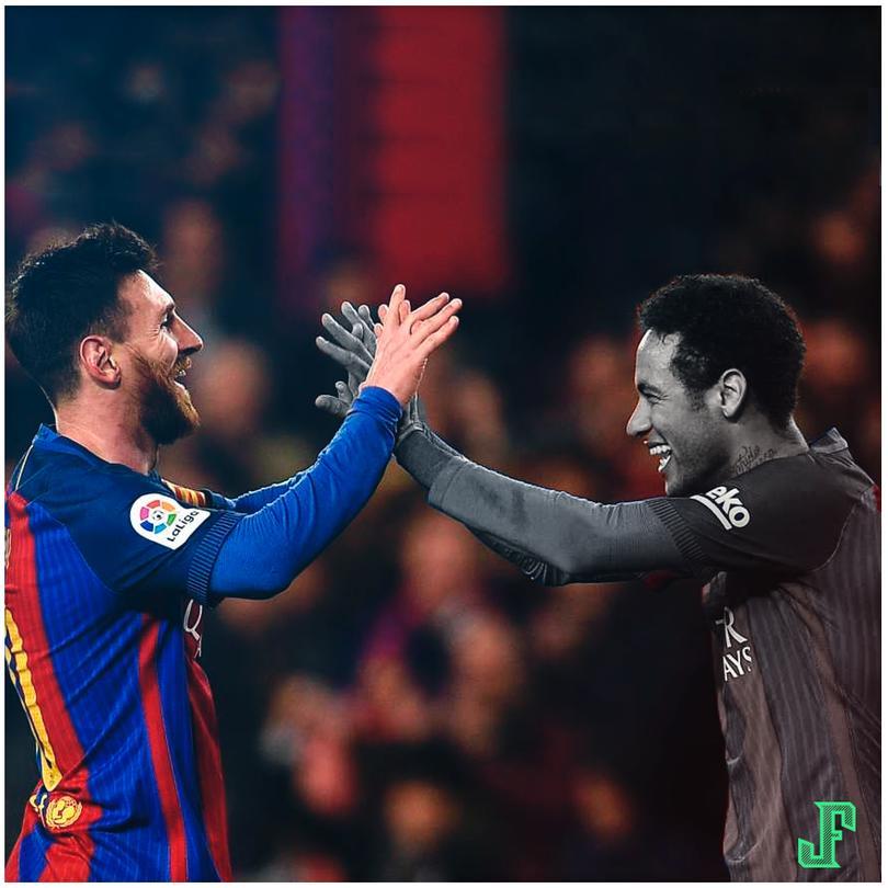 """""""Me hubiese encantado que viniese Neymar. Sinceramente, no sé si el Barça hizo todo lo posible para su regreso. A nivel deportivo Neymar es uno de los mejores del mundo"""" . -Messi para Marca"""
