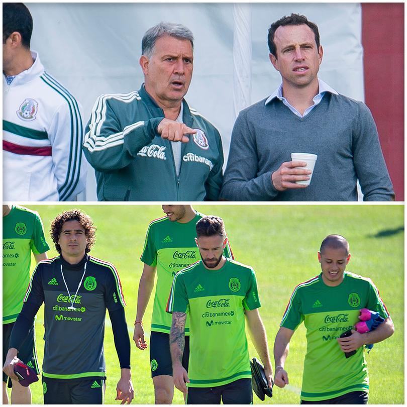 'No incumplieron con la Selección Mexicana': Gerardo Torrado