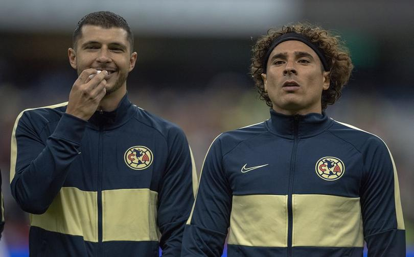 El mensaje de Guido Rodríguez a Ochoa tras el 4-0 de Argentina