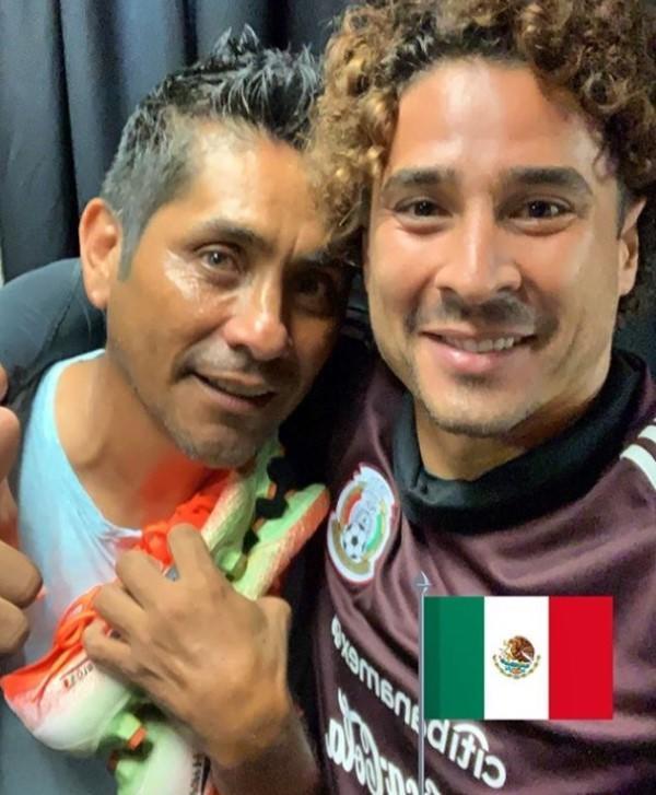 Memo Ochoa cerca de ser el portero más goleado del Tri