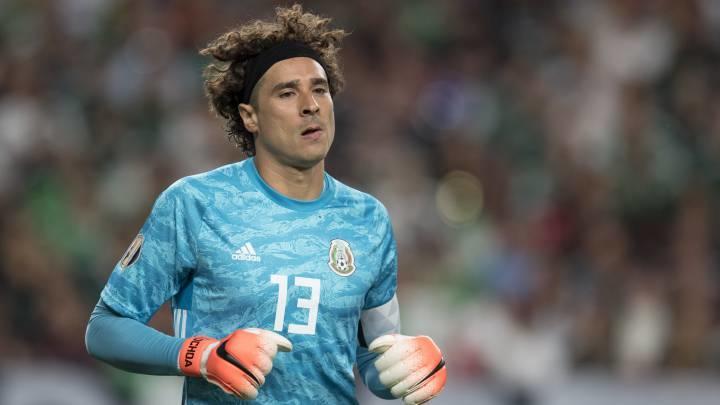 Memo Ochoa está cerca de ser el portero más goleado en la historia del Tri