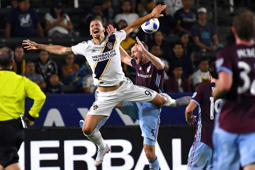 El increíble penal que no se marcó ni con el VAR en la MLS