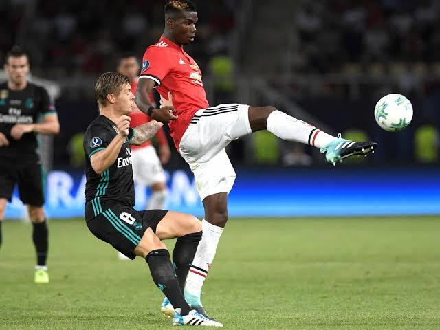 El Manchester United podría soltar a Pogba a cambio de Kroos