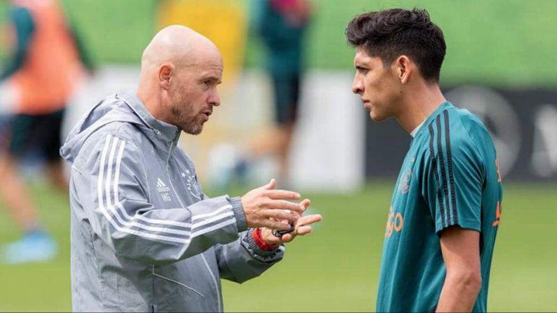 Técnico del Ajax cuenta lo que le falta a Edson para mejorar su juego