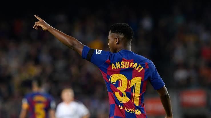 España buscará convencer a Ansu Fati de jugar para ellos