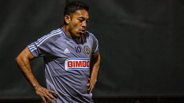 Marco Fabián no fue convocado con Philadelphia Union por indisciplina