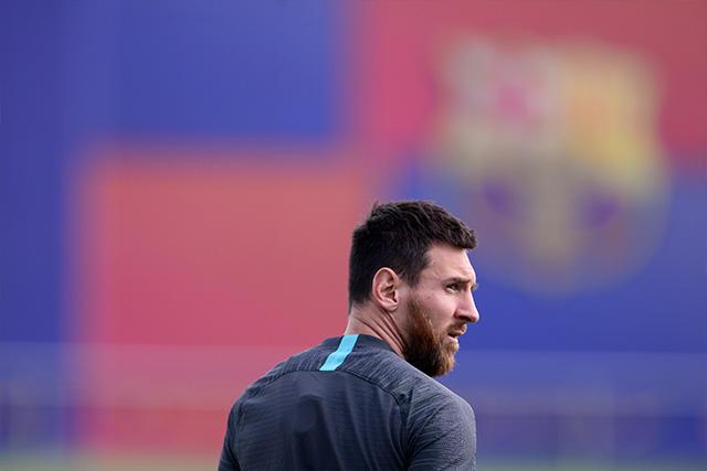 Lionel Messi recibió el alta médica para jugar en Champions League