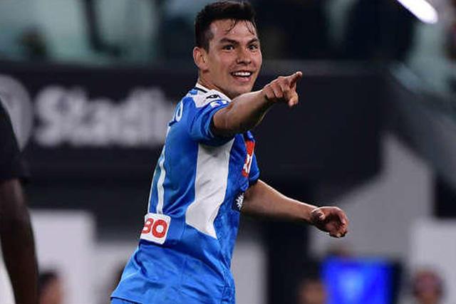 Hirving Lozano pudo llegar al Milan