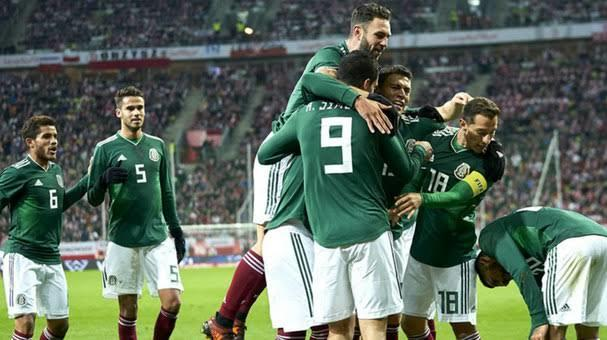 México comenzara su participación en la Nations League