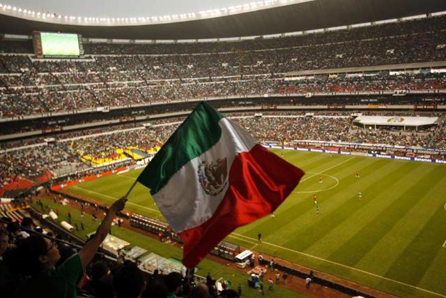 México jugará en el Azteca en noviembre