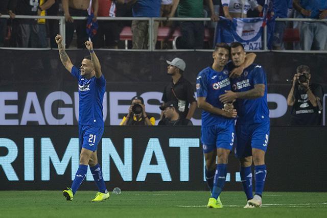Con goles de Yotún y Cabecita, Cruz Azul se coronó en la Leagues Cup