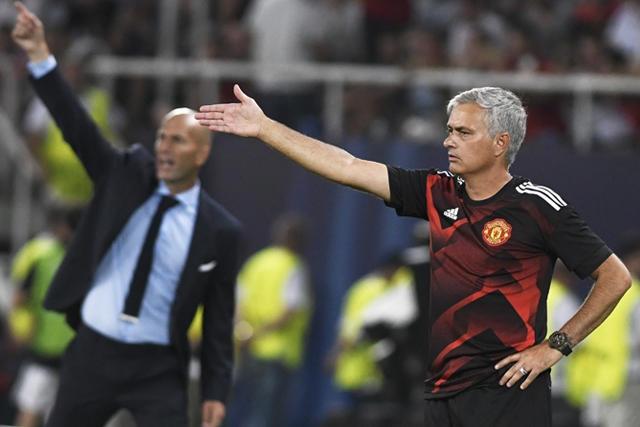 Mourinho se apunta como la opción más fuerte para llegar al Real Madrid
