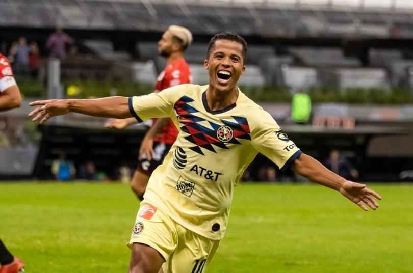 Giovani Dos Santos rechazó a Chivas