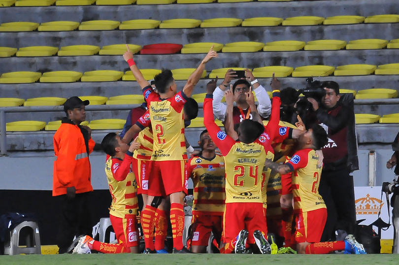 Monarcas venció a Chivas