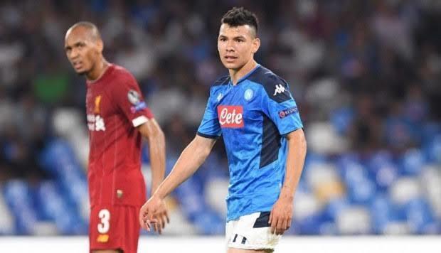 Chucky se siente honrado por ser el jugador más caro del Napoli