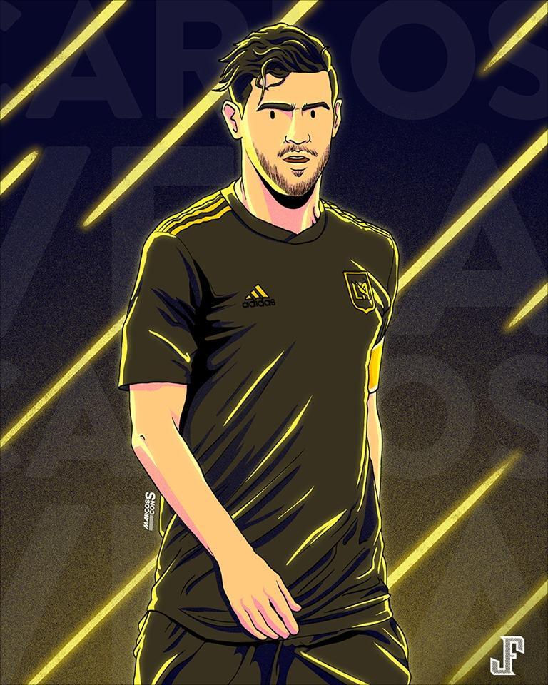 Carlos Vela y los 29 goles en la MLS