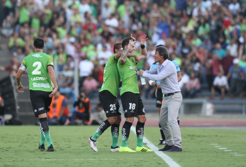 Juárez venció a Veracruz