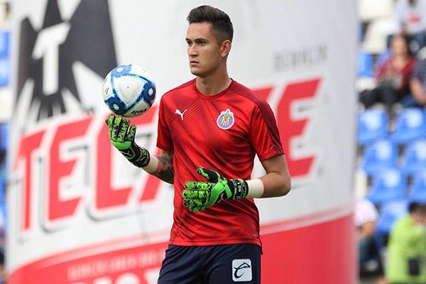 Gudiño revela que en Chivas hay tres presiones para el equipo