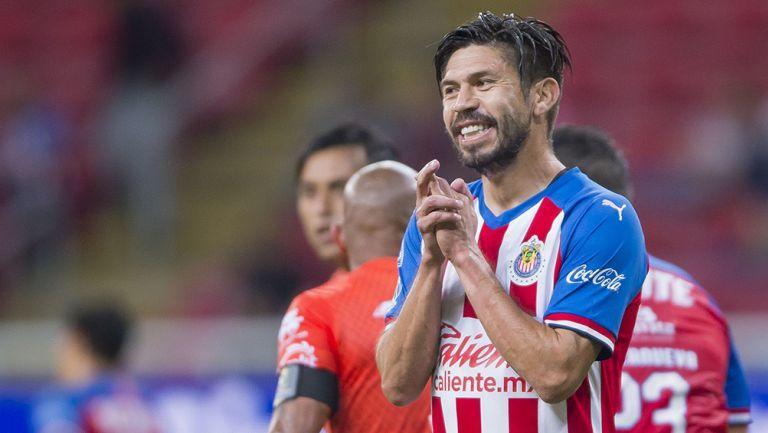 Oribe Peralta contesta los rumores de su retiro de las canchas