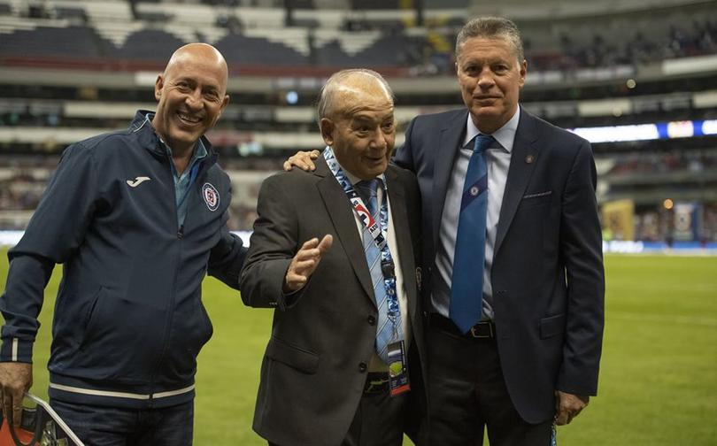 Ricardo Peláez sigue ligado a Cruz Azul por temas económicos