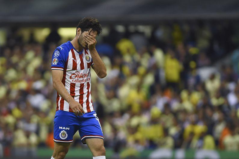 Antonio Briseño podría ser inhabilitado durante la lesión de Giovani