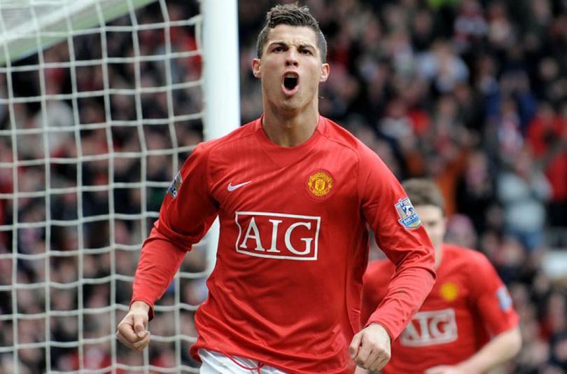Cristiano Ronaldo puso una condición para regresar a Manchester United
