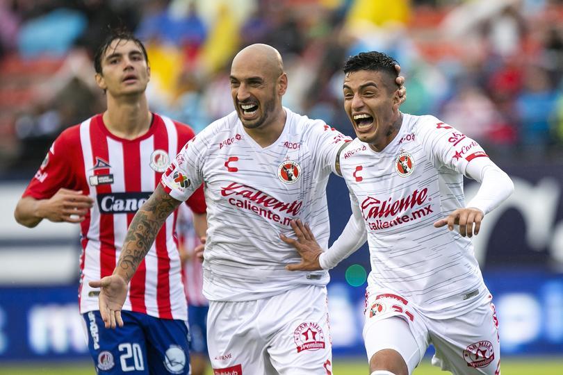 Tijuana venció a Atlético San Luis
