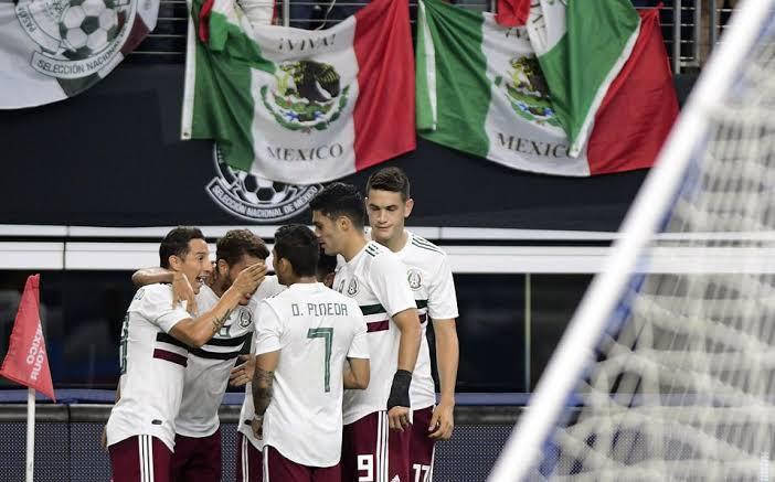 México jugará contra Holanda en marzo