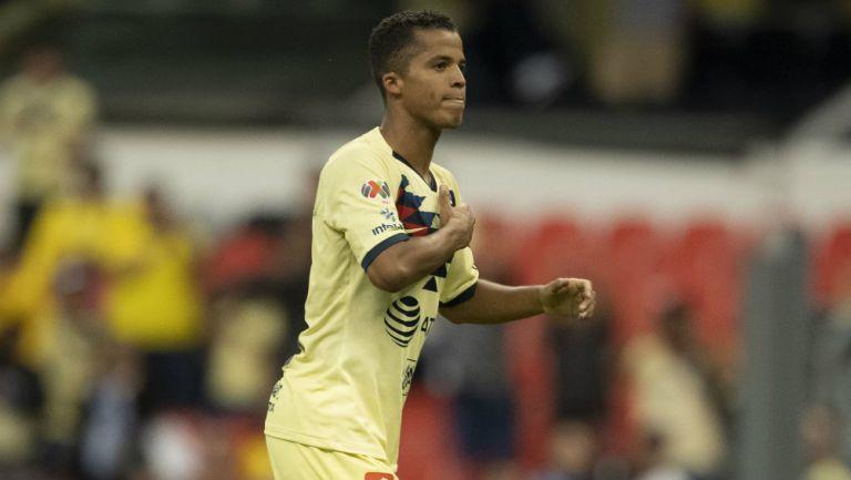 Giovani no verá acción hasta el final del torneo Apertura 2019
