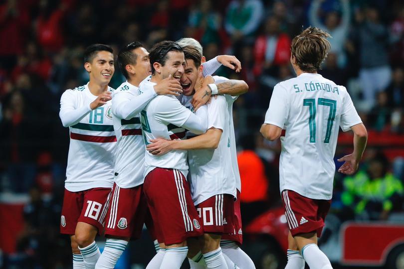 México vence a Trinidad y Tobago