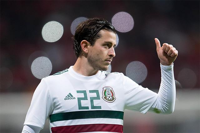México ganó 2-0 a Trinidad y Tobago