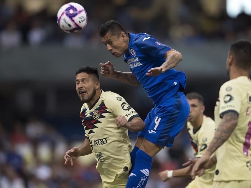 Fue una mala noche en el campo para Valdez contra Cruz Azul