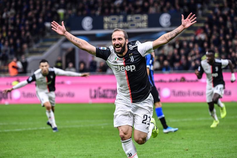 Juventus venció al Inter