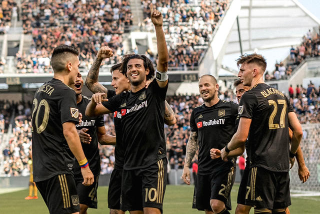 LAFC y Carlos Vela esperan rival en las semifinales de los Playoffs