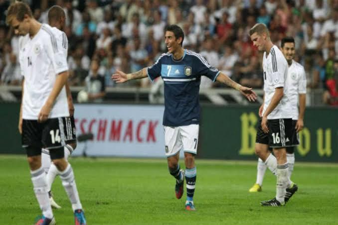 Alemania y Argentina representan el partido mas interesante