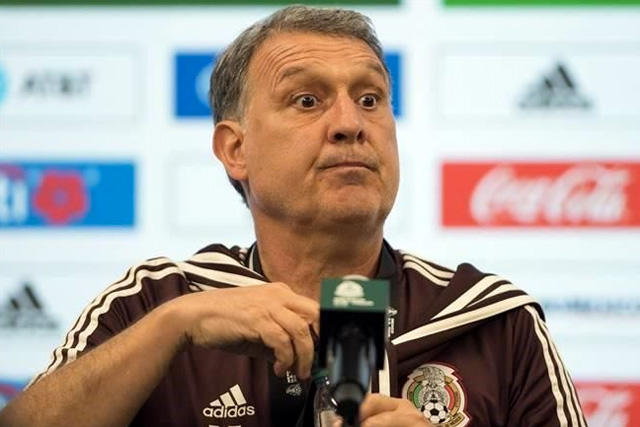 Martino se asustó con la lentitud de la Liga MX