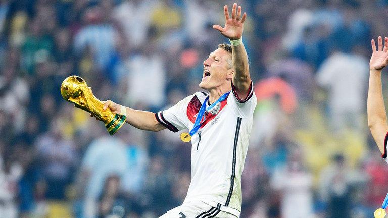 Schweinsteiger se retira del futbol