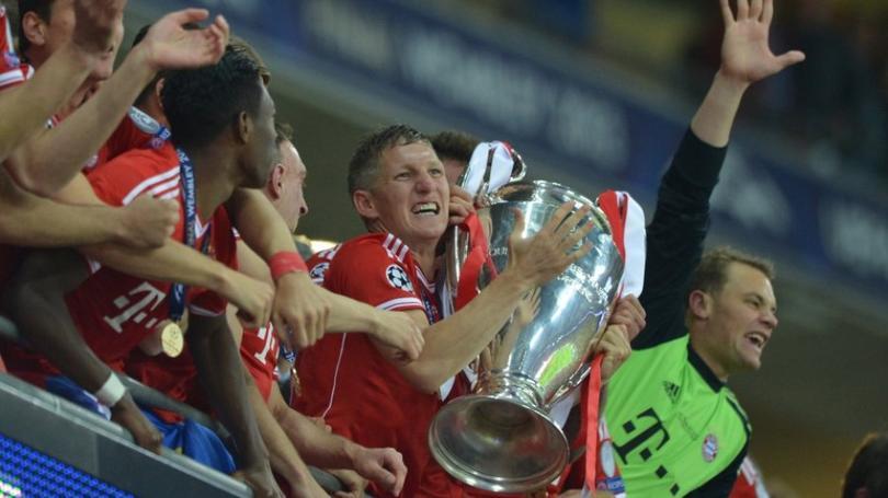 Con el Bayern obtuvo dos Champions