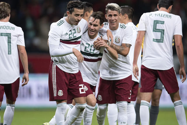 Martino ya tendría la alineación para el debut en Nations League