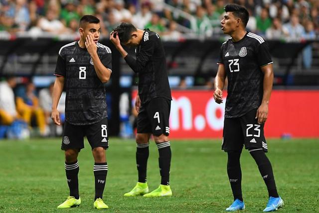 La selección mayor del Tri tiene una derrota oficial contra Bermudas